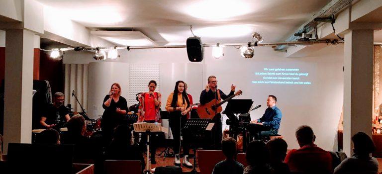 Worshipabend des Netzwerks in Lich