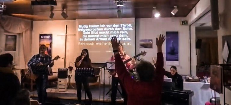 Worshipabend in Burkhardsfelden
