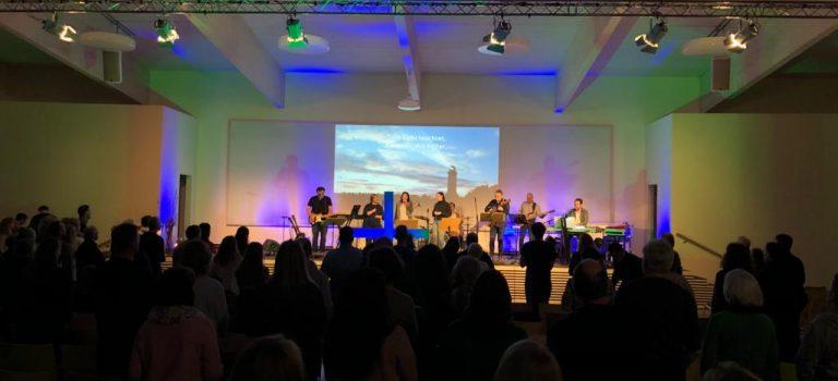 Worshipabend des Netzwerks in der FeG Wetzlar
