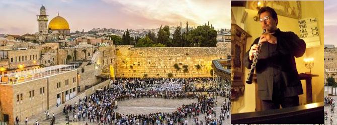 CHALIL – Worship in der jüdischen Musik